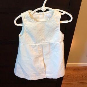 Janie and Jack Ivory Jumper - size 6-12m